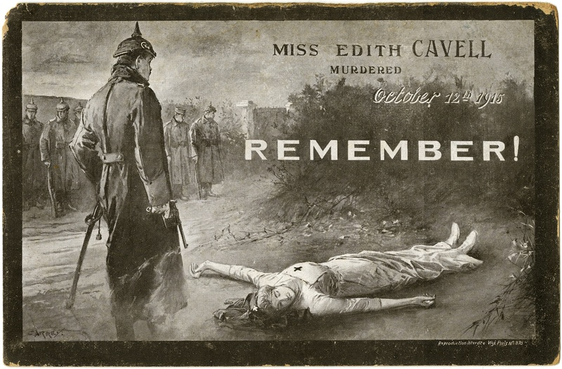 Remember! The Murder of Edith Cavell
