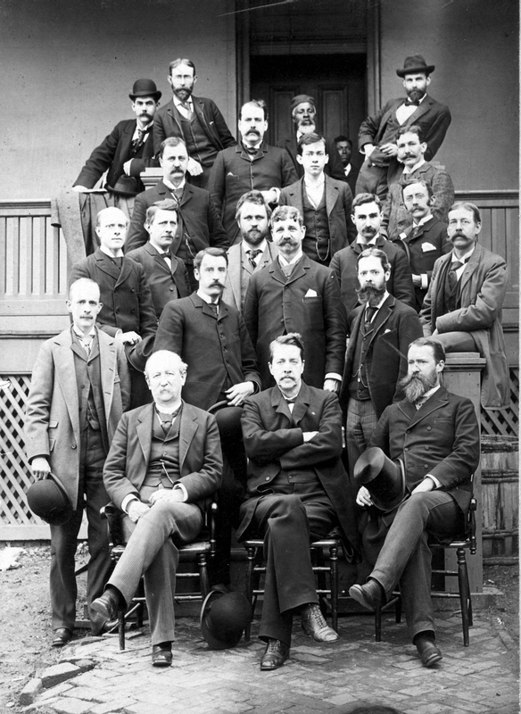 University College of Medicine Faculty, 1894