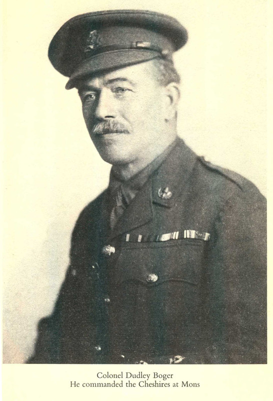 Colonel Dudley Boger