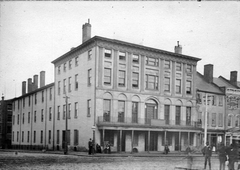 Union Hotel, 1890