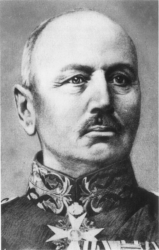 General Alexander Von Kluck