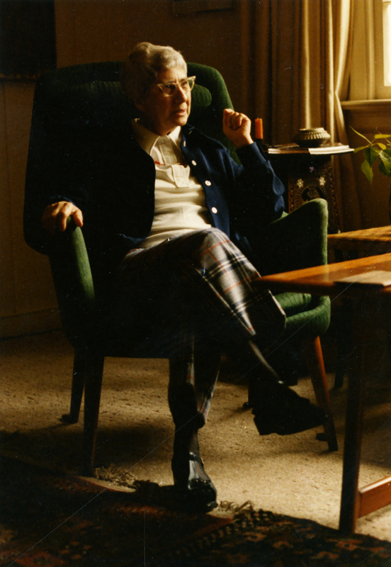 Photograph of Theresa Pollak