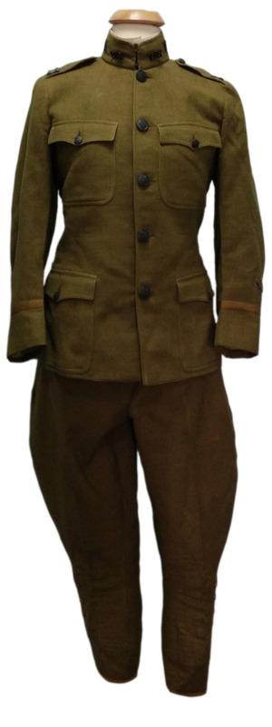 Base Hospital No. 45 Uniform