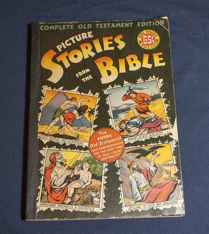 Picture Stories from the Bible: Complete Old Testament Edition