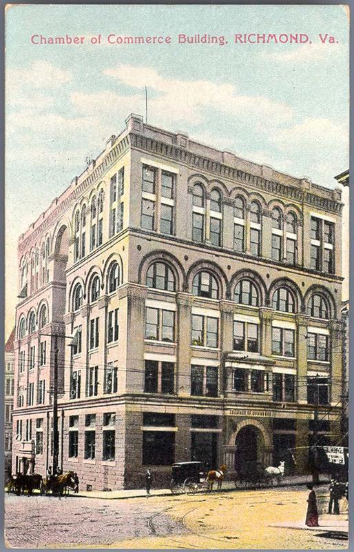 Chamber of Commerce Building, Richmond, Va.