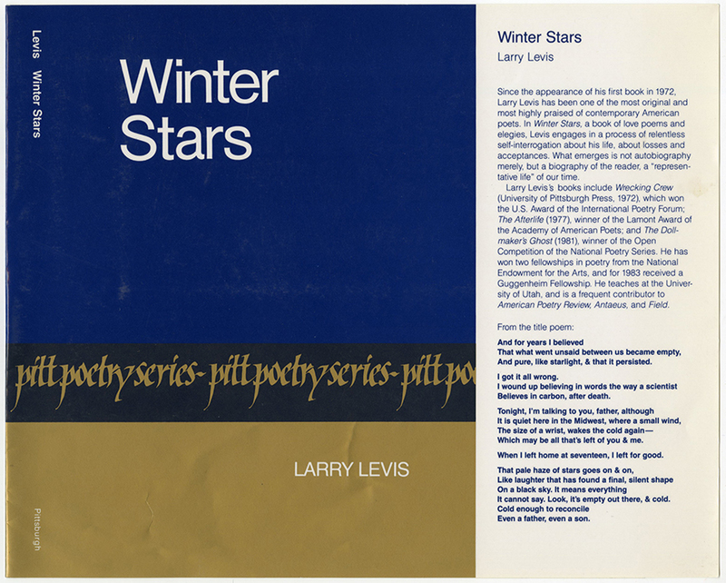 Winter Stars [cover proof]