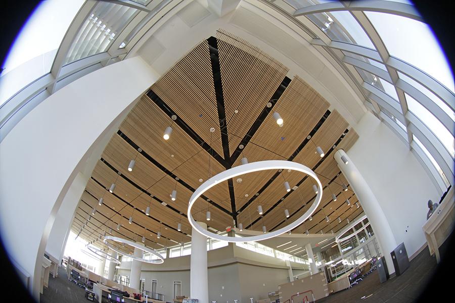 J B Cabell Library ceilings 4th floor fisheye rsz.jpg