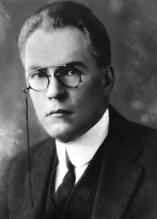 James Branch Cabell, 1923