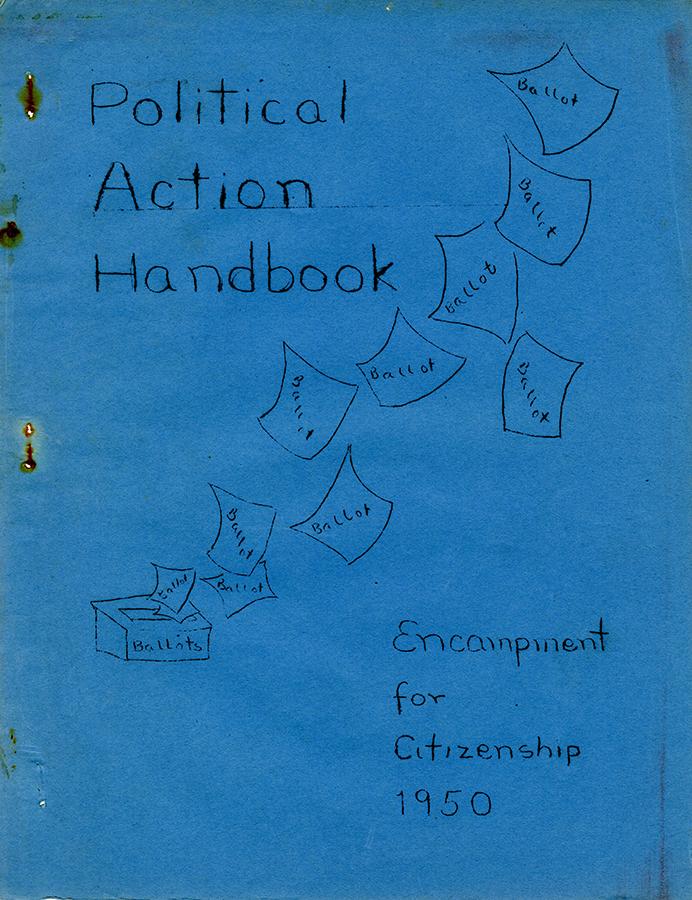 Political Action Handbook 1950