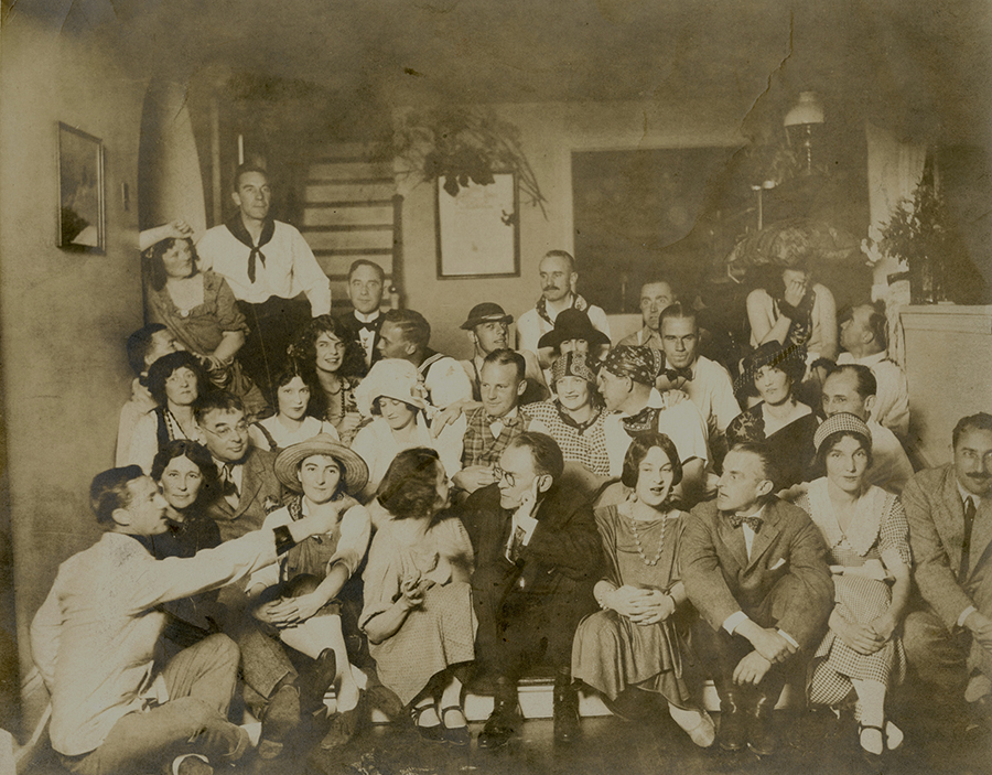Halloween Party 1923