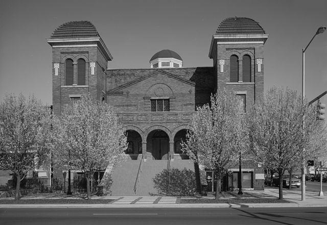 Sixteenth Street Baptist Church, Birmingham, AL