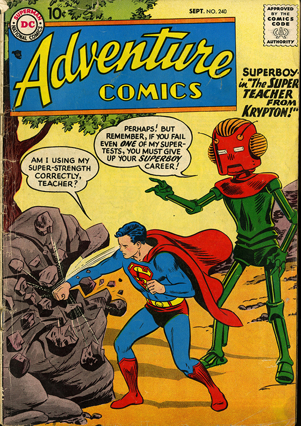 Adventure Comics 240 September 1957 crop rsz.jpg