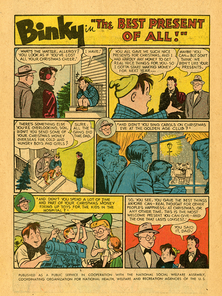 Superboy no 46 January 1956 Best Present of All rsz.jpg