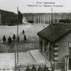 Main Buildings at Toul