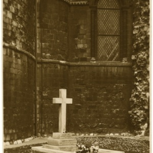 Nurse Cavell's Grave, Norwich Cathedral