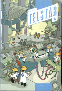 Project Telstar: a spacial robotic anthology