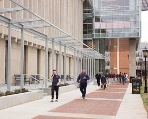 JBCabell Library new walkway Feb 2016 crop adj.jpg