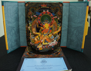 Tibetan Buddhist Goddess Altars : A Pop-up Gallery of Traditional Art & Wisdom