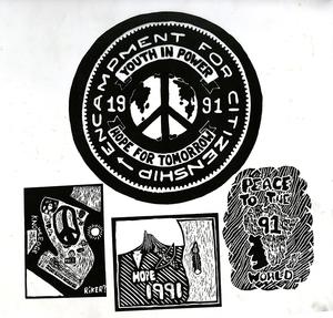 Transparency, Encampment for Citizenship, 1991
