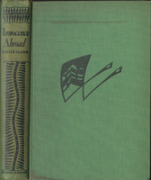 Spine and cover of Hunter Stagg's copy of <em>Innocence Abroad</em> by Emily Clark, 1931.