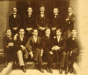 University College of Medicine class of 1898