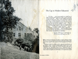 M391b5 EFC brochure 1950s pp2-3 gap in education rsz.jpg