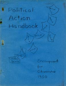 Political Action Handbook, 1950