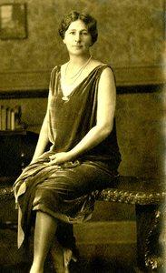 Priscilla Bradley Shepherd Cabell, c.1916
