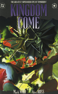 <em>Kingdom Come</em> cover