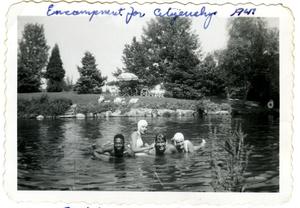 Encampment for Citizenship--Participants' snapshots