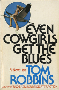 <em>Even Cowgirls Get the Blues</em> cover