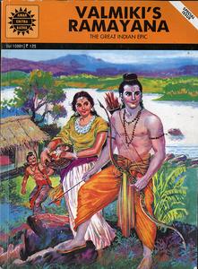 Valmiki's Ramayana: the Great Indian Epic