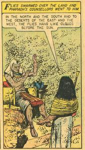 Classics Illustrated: The Ten Commandments no.135A DEC 1956
