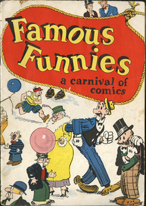 VCU_Famous Funnies a carnival of comics 1933 cover rsz.jpg