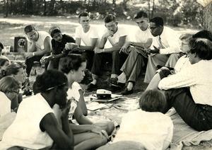 Discussion, Encampment for Citizenship
