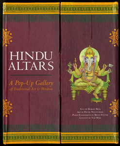 Hindu Altars: A Pop-up Gallery of Traditional Art & Wisdom