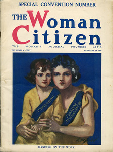 Woman Citizen Special Convention Number Feb 14 1920 Handing on the Work rsz.jpg
