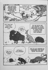 Names, Games, and the Long Road Trip. Manga Bible , v.1