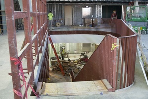 Cabell Library Construction 2014-2016