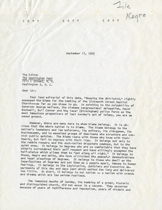 M228 Box 28 Carbon copy of letter from Wendell P Russell to WashPost p1 crop rsz2m.jpg