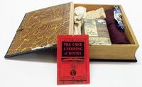 Opened box of Hunter Stagg's copy of <em>The Care and Feeding of Books</em>, 1950.<em><br /></em>