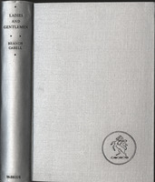 Spine and front cover, <em>Ladies and Gentlemen: A Parcel of Reconsiderations</em> by Branch Cabell, 1934.