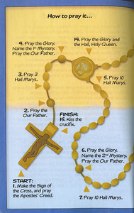 The Rosary Comic Book