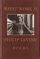 PS3562 E9 W47 1991_Levine What Work Is_001.jpg
