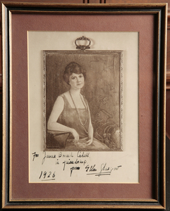 Ellen Glasgow Portrait inscribed to JBC rsz.jpg