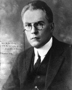 James Branch Cabell, 1923, inscribed by Cabell