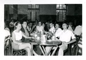 Encampers at 1957 New York Encampment
