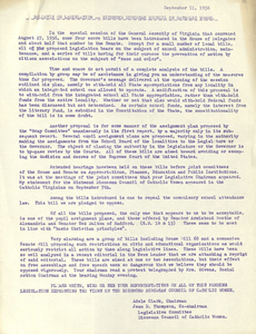 VCU_M 9 Box 161 Diocesan Council of Catholic Women view on segregation legislation rsz.jpg